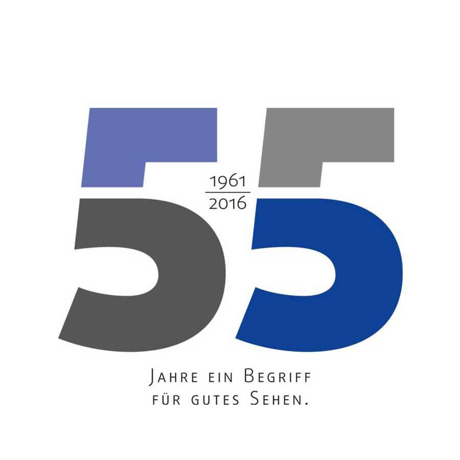 55 Jahre