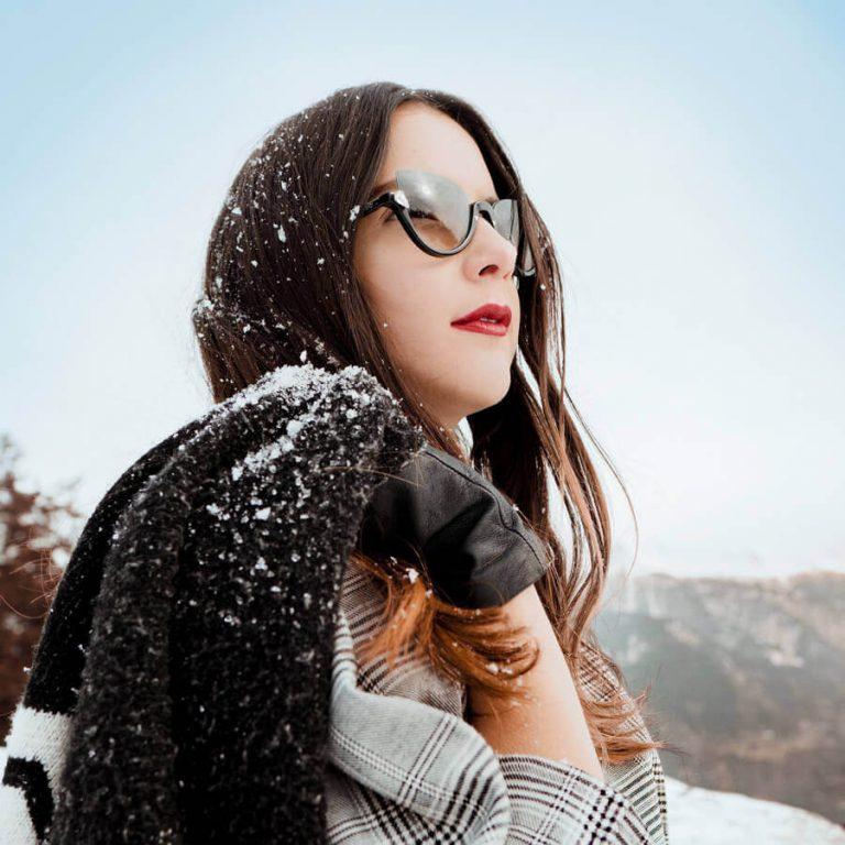 Sonnenbrillen Winter