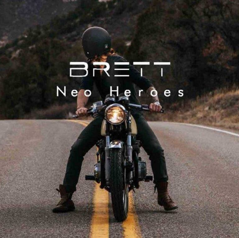 BRETT EYEWEAR. BECOME YOUR NEO HERO.