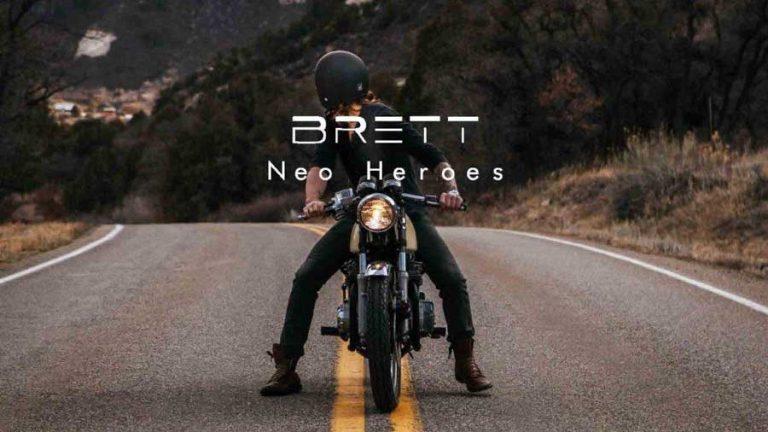 BRETT EYEWEAR. BECOME YOUR NEO HERO.